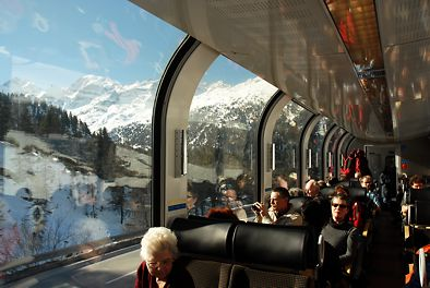 im Bernina Express